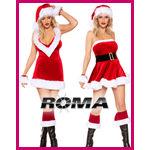 ROMA 2019 サンタ・クリスマスコスチュームカタログ