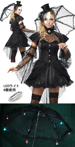 California Costumes 通販ショップ LCC01144-PLED