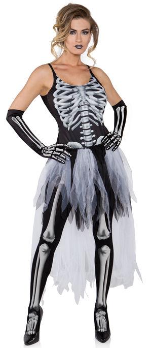水着/下着/コスチューム/ダンスウェア/ドレスのオークション Sexy Skelton Costume