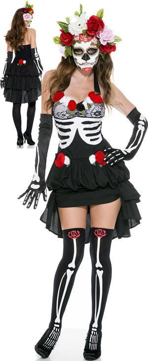 水着/下着/コスチューム/ダンスウェア/ドレスのオークション Mrs. Muerte Costume