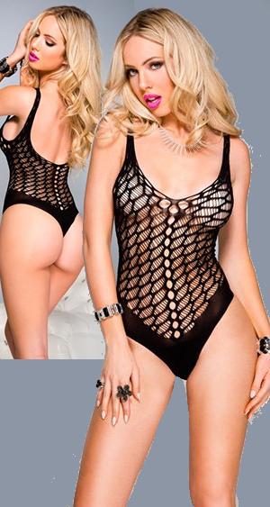 水着/下着/コスチューム/ダンスウェア/ドレスのオークション Net Pattern Teddy