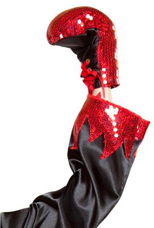 水着/下着/コスチューム/ダンスウェア/ドレスのオークション Sequin Boxing Gloves