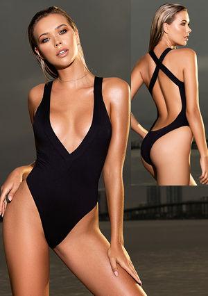 Lady Cat Express お勧め水着通販 LEP6971 One Piece Swimsuit
