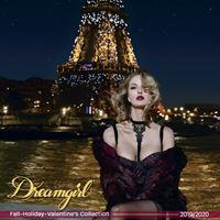 Dreamgirl2019 Xmas セクシーランジェリーカタログ