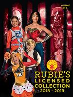Rubie's 2018 ライセンスコスチュームカタログ